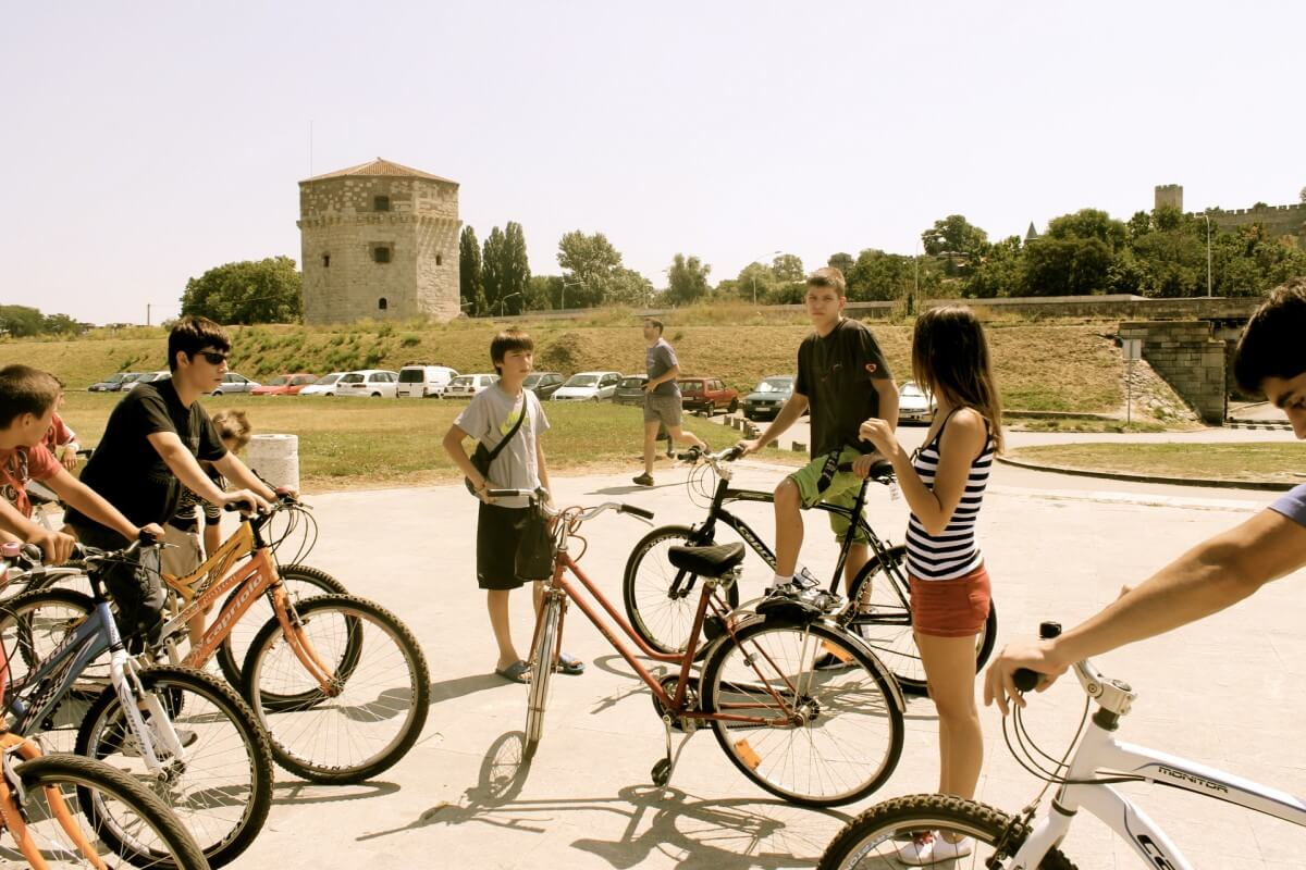 Belgrade bike tours – from 20 EUR