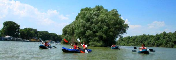 Belgrade kayak tours – from 25 EUR