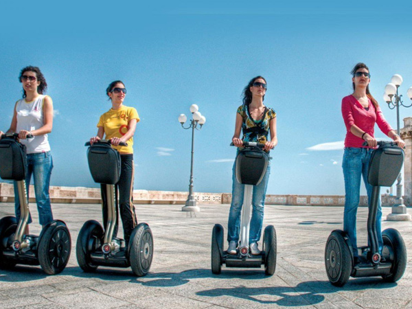 Segway tours – from 49 EUR