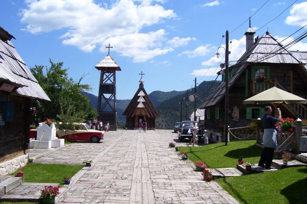 Mokra Gora, Drvengrad & Sargan 8 railroad – 65 EUR (12+ h)