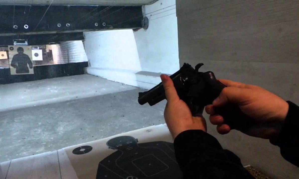 Target shooting – 35 EUR (1+ h)