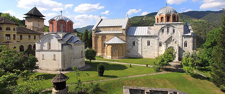 Medieval monasteries