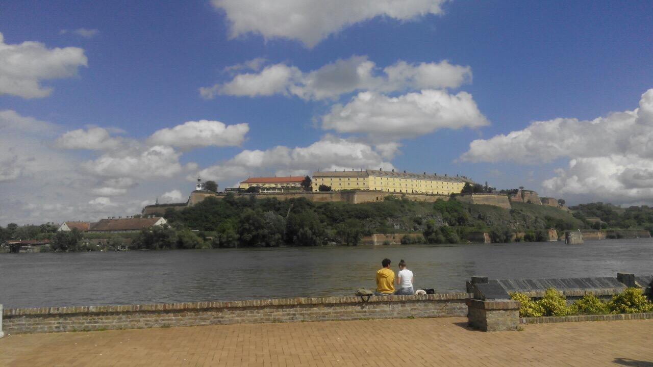 Petrovaradin Fortress in Novi Sad